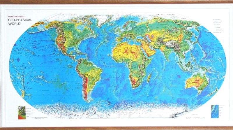 Use a bumpy map to teach geography to kids gumiabroncs Choice Image