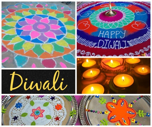 Learn about Diwali- Kid World Citizen