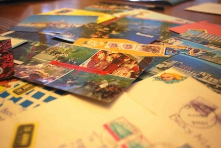 Pen-pal letters- Kid World Citizen