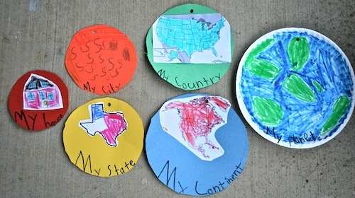 My World Project- Kid World Citizen
