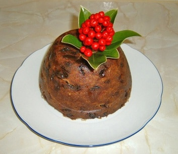 English Christmas Pudding- Kid World Citizen