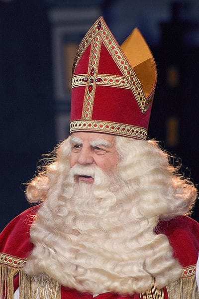 Dutch Sinterklaas- Kid World Citizen