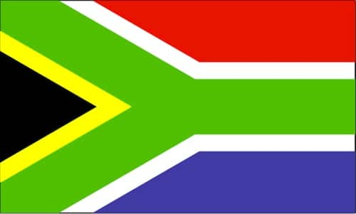 South Africa Flag- Kid World CItizen