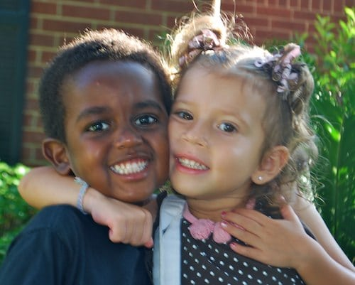 Talking about Race with Kids: Start the Conversation!