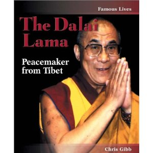 Dalai Lama Peacemaker from Tibet- Kid World Citizen