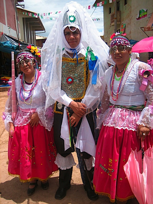 Fiestas Patronales Peru Folkloric Dances- Kid World Citizen
