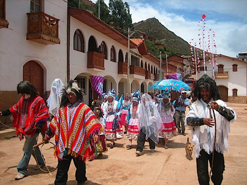 essay on peruvian culture
