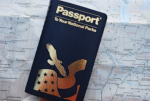Passport National Parks- Kid World Citizen