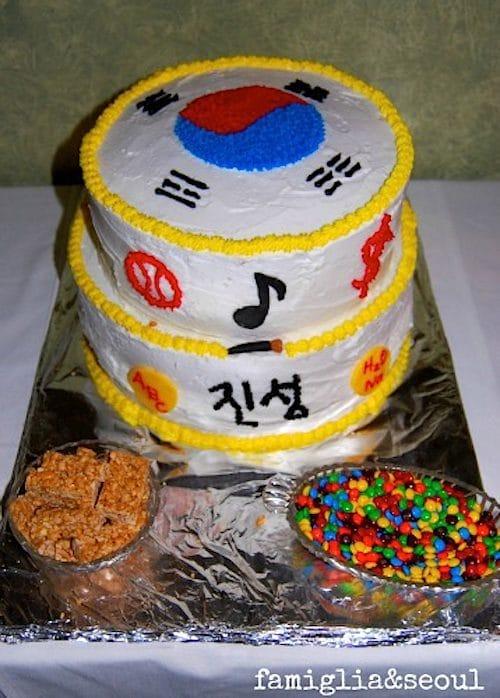A Korean First Birthday Celebration
