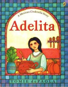 Adelita Mexican Cinderella- Kid World Citizen