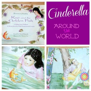 Thailand Cinderella- Kid World Citizen