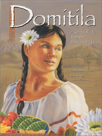 Domitila Mexican Cinderella- Kid World Citizen
