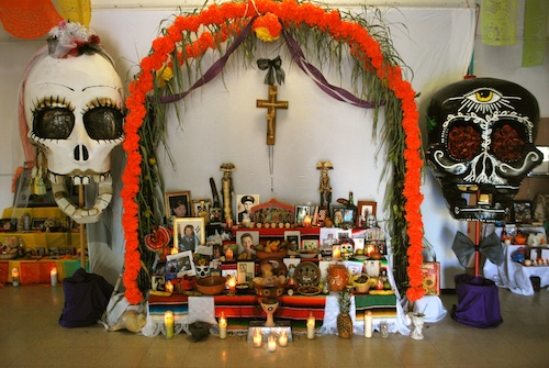 Dia de los Muertos- Kid World Citizen