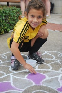 Diwali Rangoli Kids- Kid World Citizen