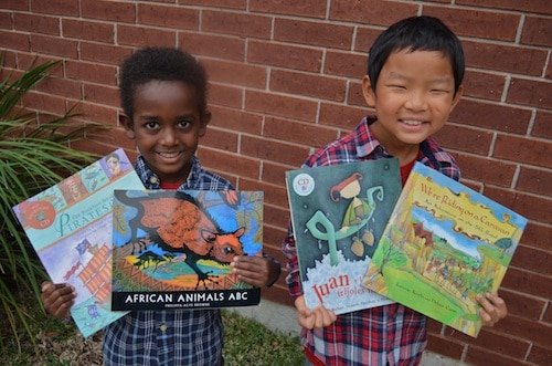Muticultural Books- Kid World Citizen