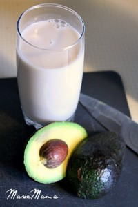 Avocado smoothie Morocco- Kid World Citizen