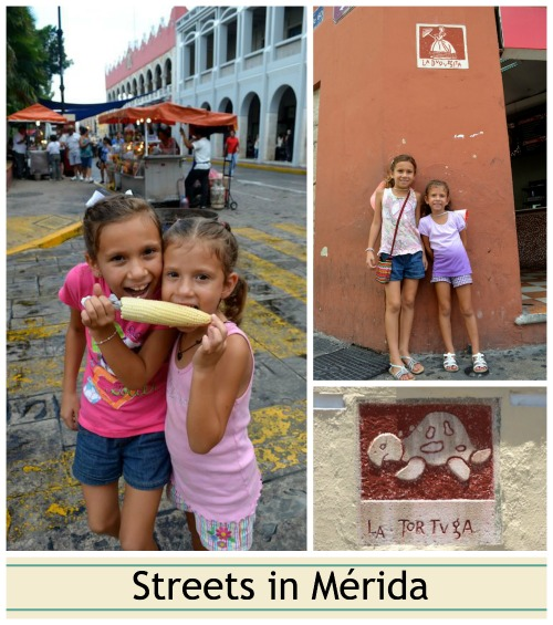 Streets in Merida- Kid World Citizen