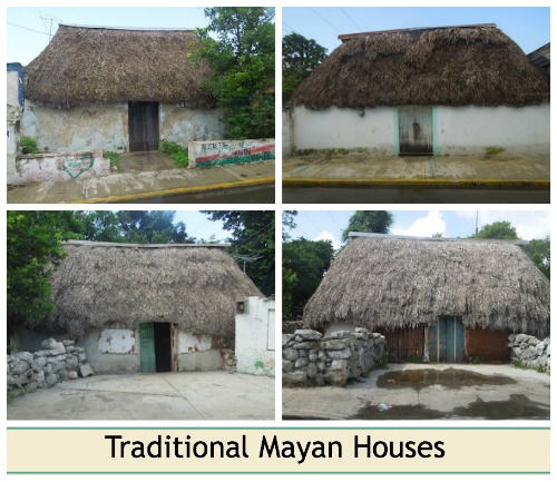 Traditional Mayan Houses- Kid World Citizen