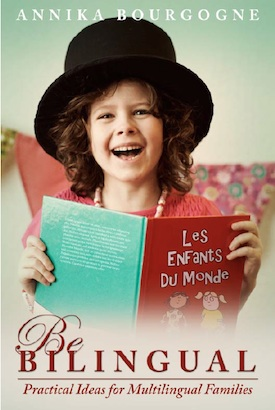 Be Bilingual- Kid World Citizen