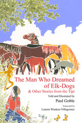 Man Who Dreamed of Elk Dogs- Kid World CItizen