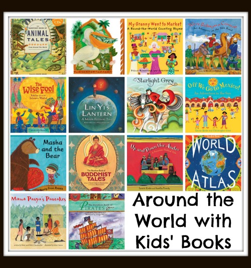Barefoot Books For Kids Around The World Reading Adventures Children S Books About Colors