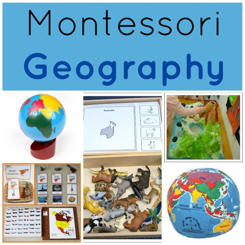 Montessori Geography Methods Activities And Resources