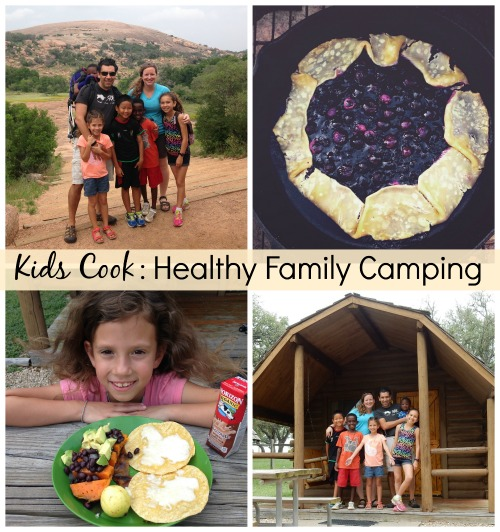 20 Easy Camping Recipes For Your Family: Easy Camp Cooking On The Grill
