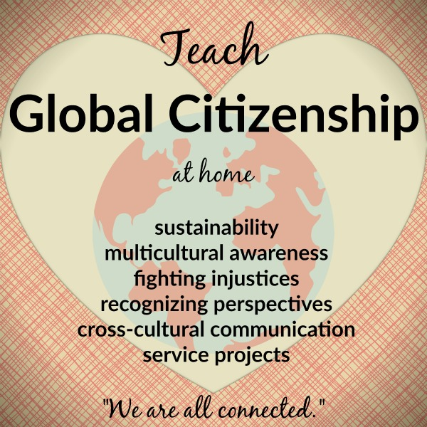 Teaching Global Citizenship At Home