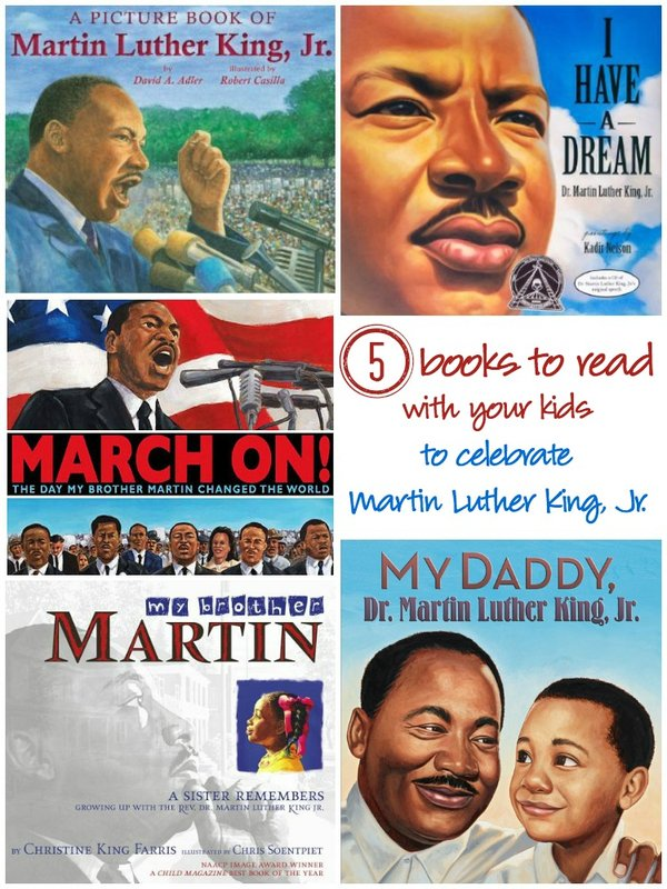 MLK books- Kid World Citizen