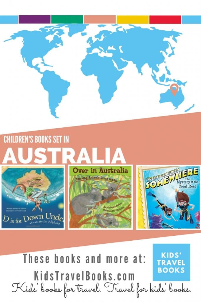 Kids Travel Books Country Profile- Kid World Citizen