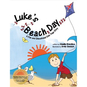 Lukes Beach Day- Kid World Citizen