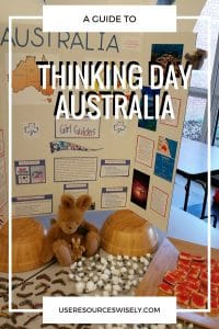 World Thinking Day Australia- Kid World Citizen