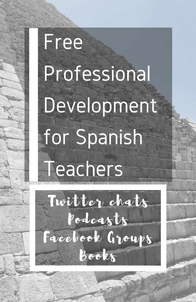 Free Professional Development for Spanish Teachers- Kid World Citizen