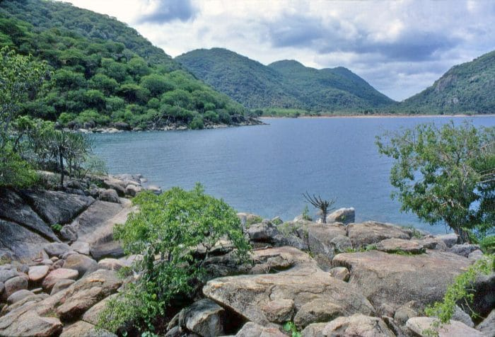 Public Domain Image of Lake Malawi